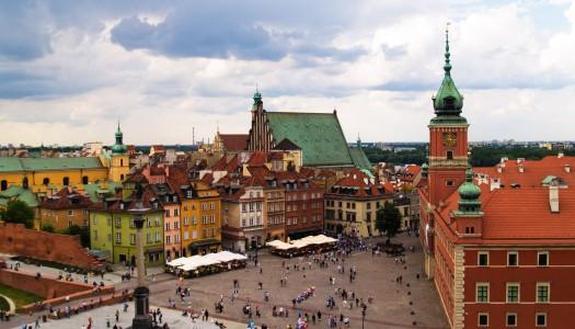 Látogatás Varsóban