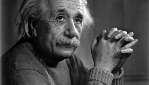 Albert Einstein is lehetett volna Izrael elnöke?