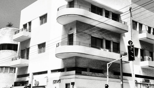 """Izraeli világörökségek- Tel Aviv """"fehér városa"""""""