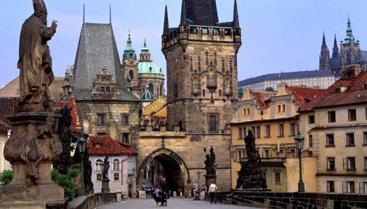 Prága zsidó szemmel