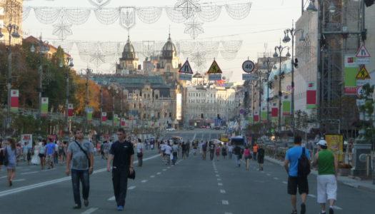 Nyári kalandozások- Kijev