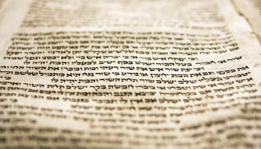 Zsidó nyelvek-héber (nem csak középhaladóknak)