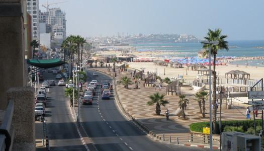Hotelszoba árban a 6. a világon- Tel Aviv