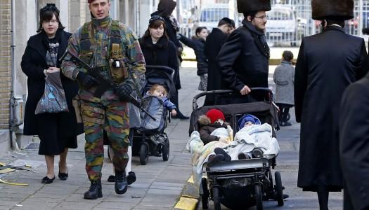 """Brüsszel főrabbija: """"A zsidók számára nincs jövő Európában"""""""