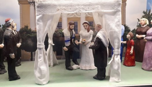 Párkeresés zsidó módra