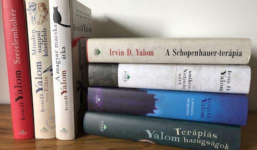 Irvin D. Yalom: A Spinoza-probléma