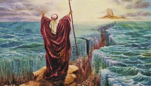Képek Mózes életéből